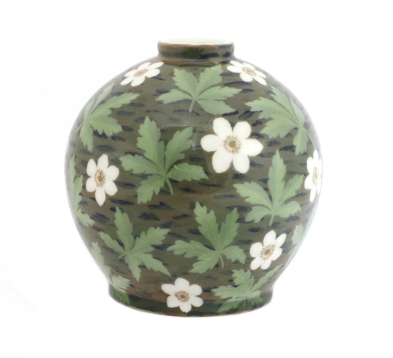 A Bing & Grøndahl porcelain vase, - Image 2 of 3