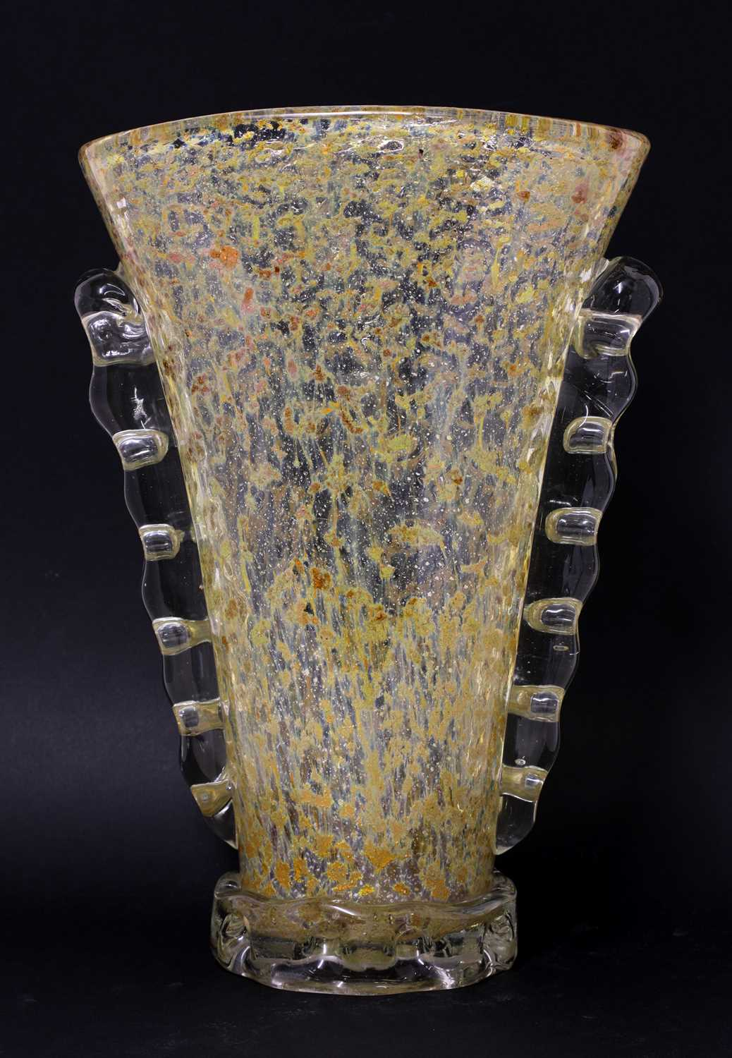 A Murano glass vase, - Image 7 of 8