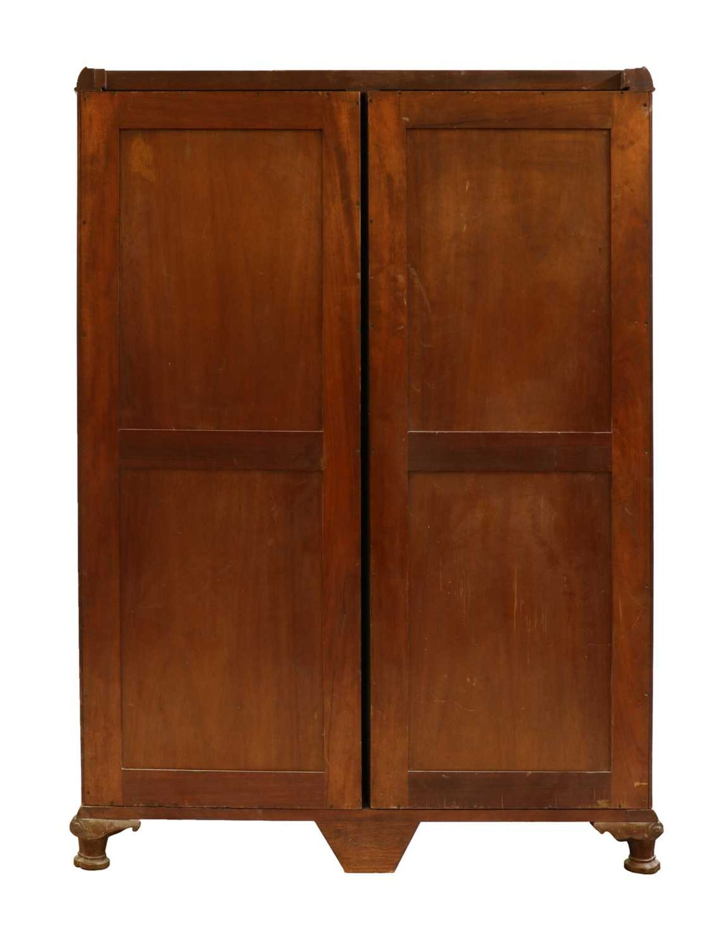 An Art Deco burr walnut and maple bedroom suite, - Image 18 of 45