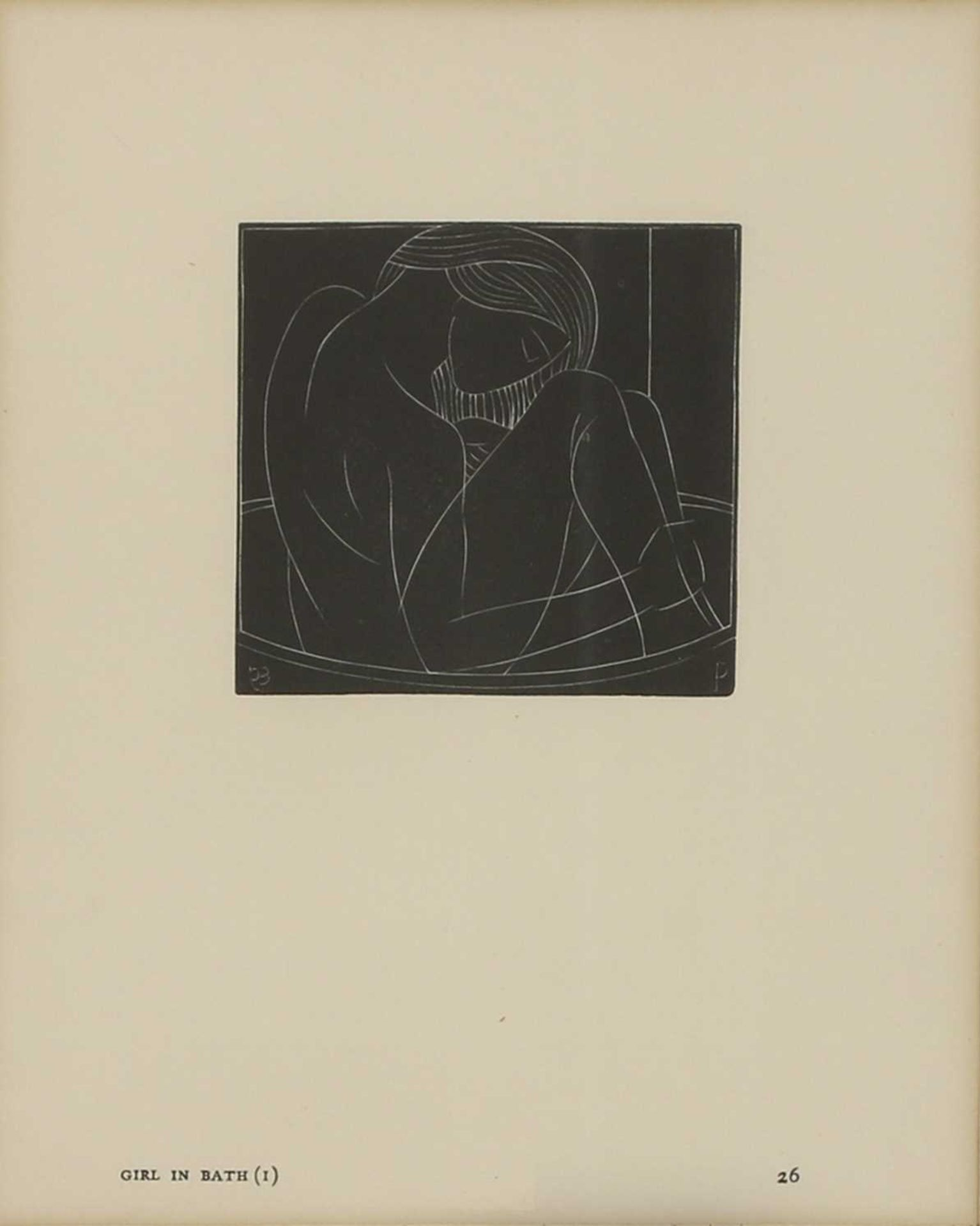 Eric Gill (1882-1940) - Image 4 of 4