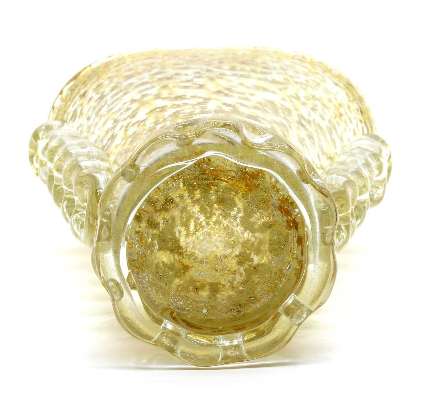 A Murano glass vase, - Image 3 of 8