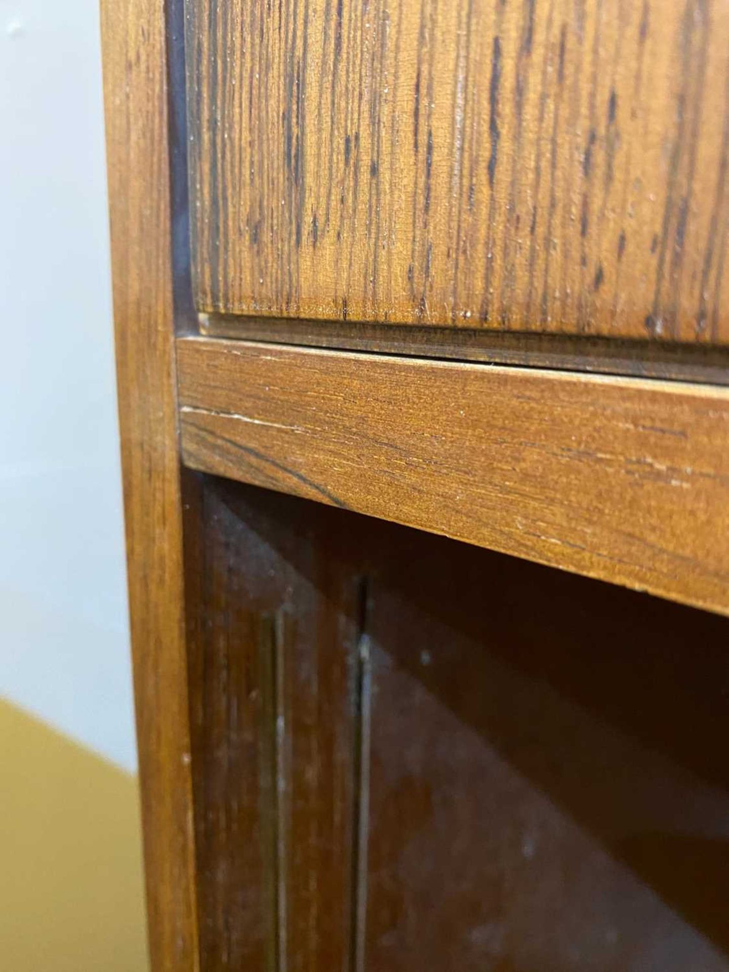 A rosewood wall cabinet, § - Image 10 of 10