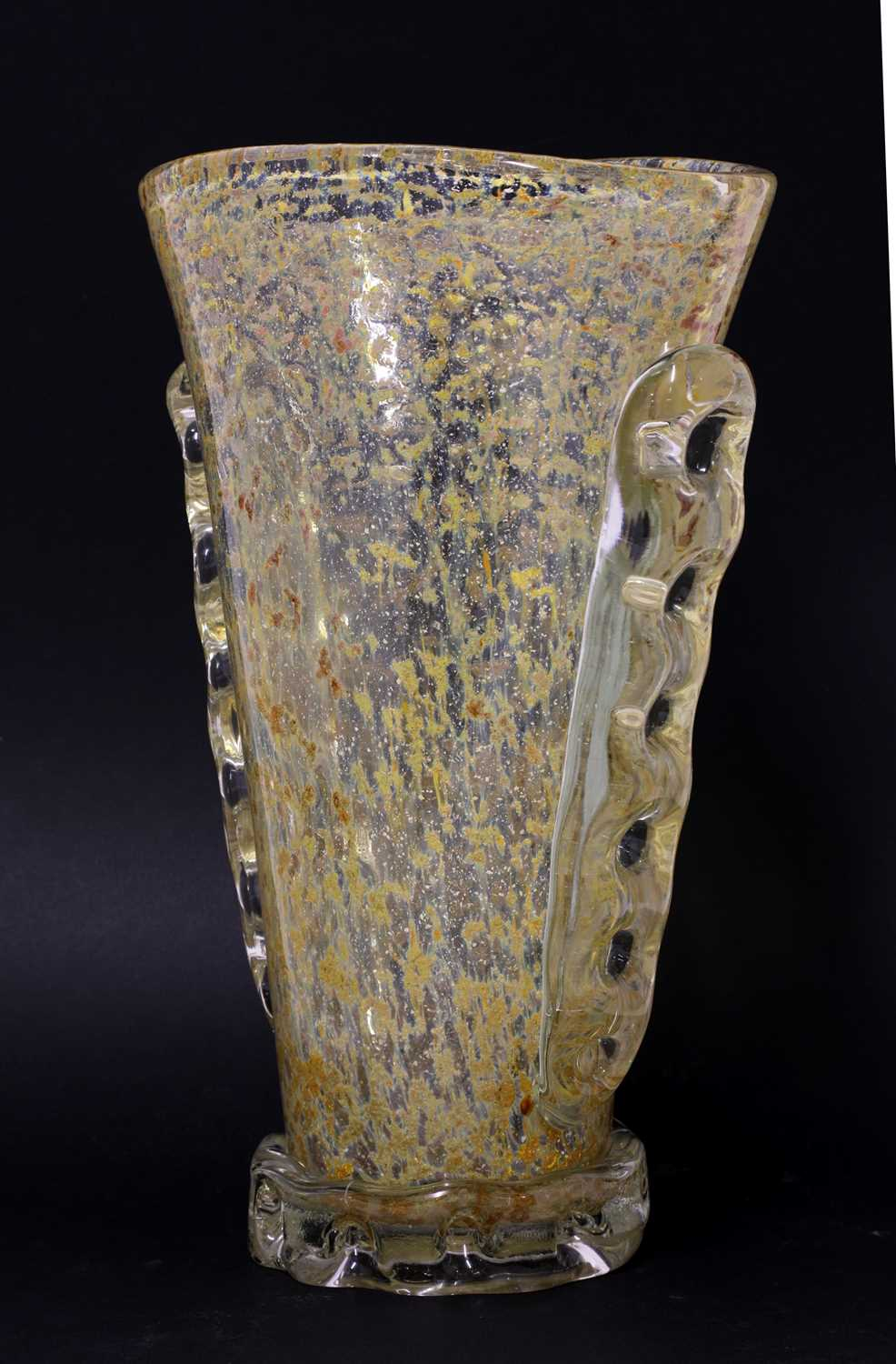A Murano glass vase, - Image 6 of 8
