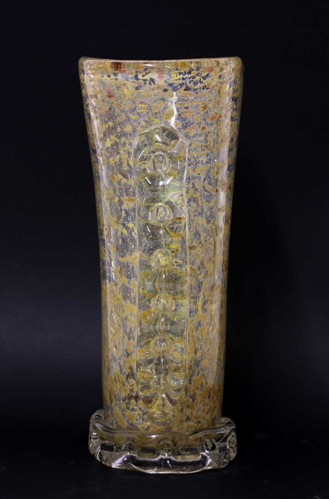 A Murano glass vase, - Image 5 of 8
