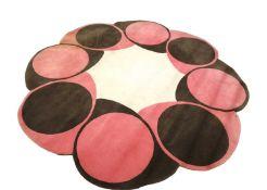 An Art Deco rug,