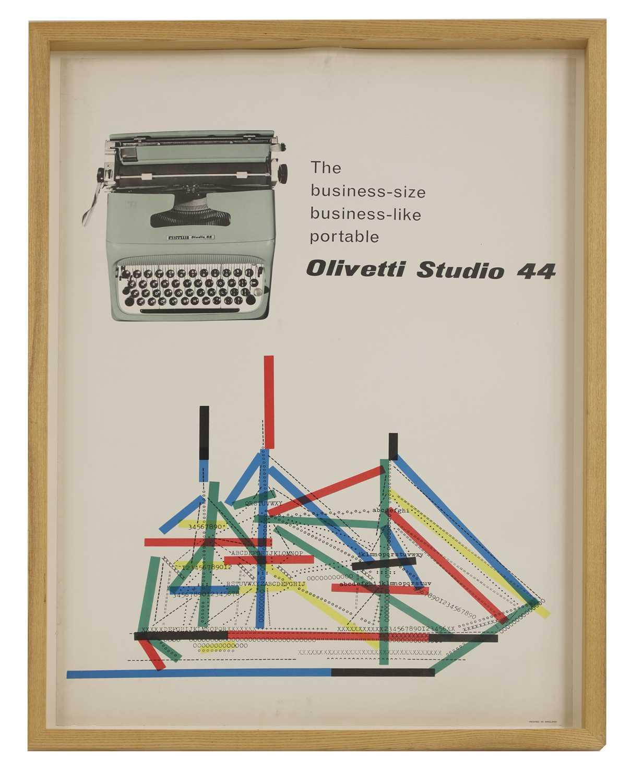 'Olivetti Studio 44',