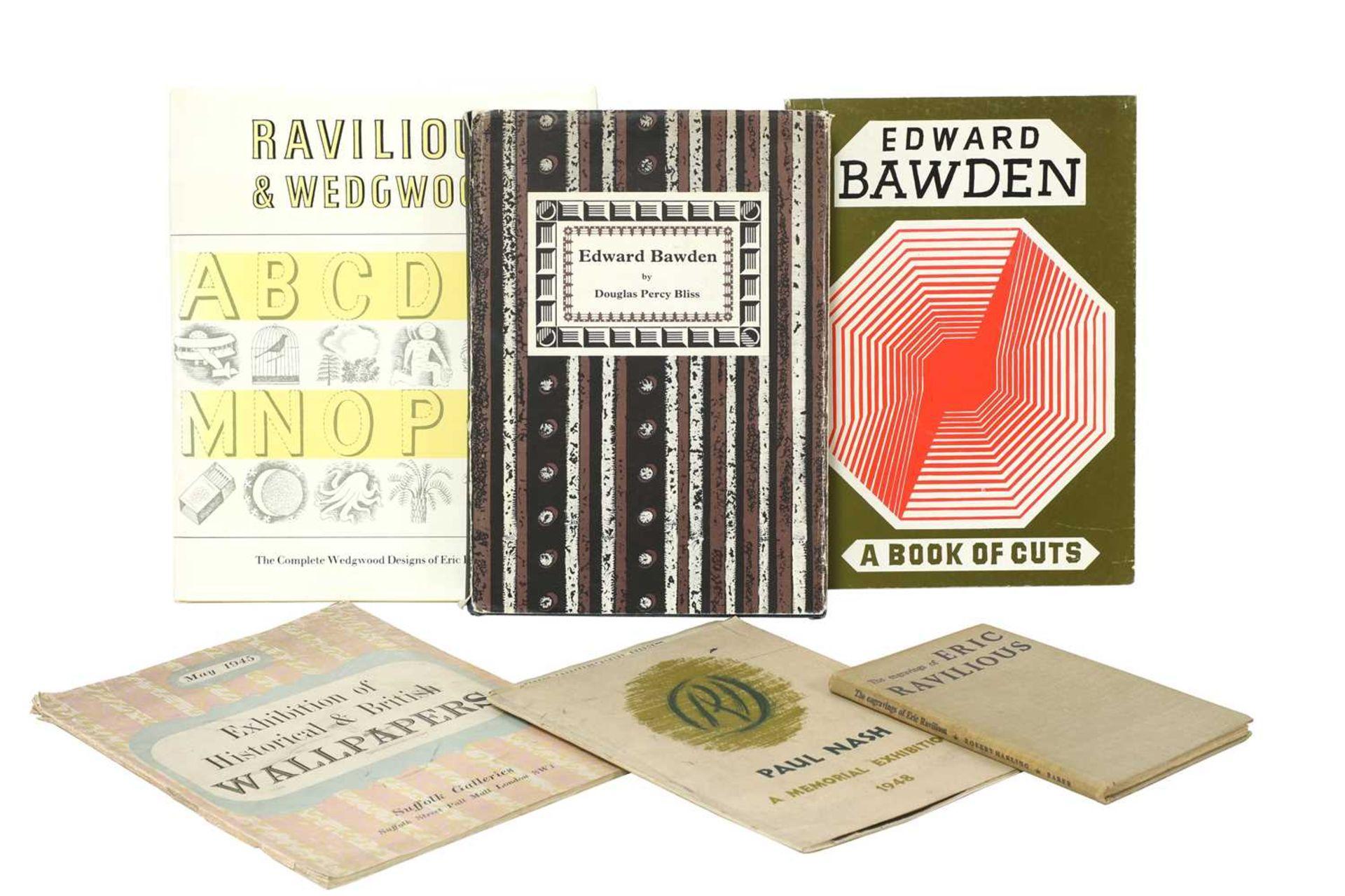 'Edward Bawden' by Douglas Percy Bliss,