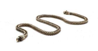 An Omani silver chain