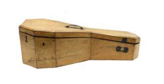 An early 20th Century Italian bowl back mandolin,
