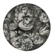 A 'Themes and Variations' (Tema e Variazioni) plate,