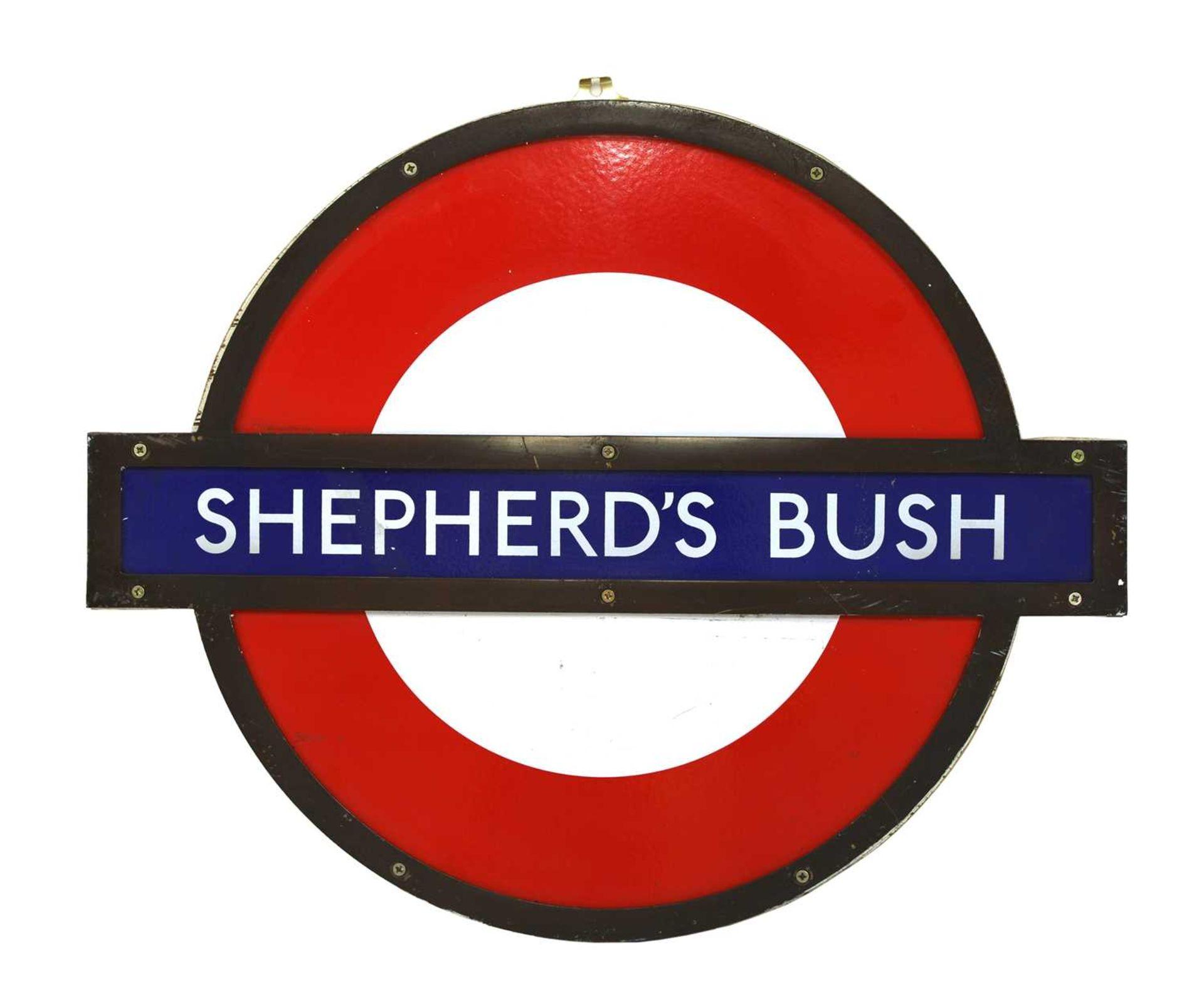 'SHEPHERD'S BUSH',