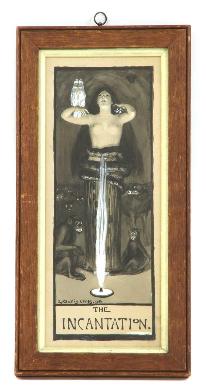 ARTHUR WALLIS MILLS (1878-1940)
