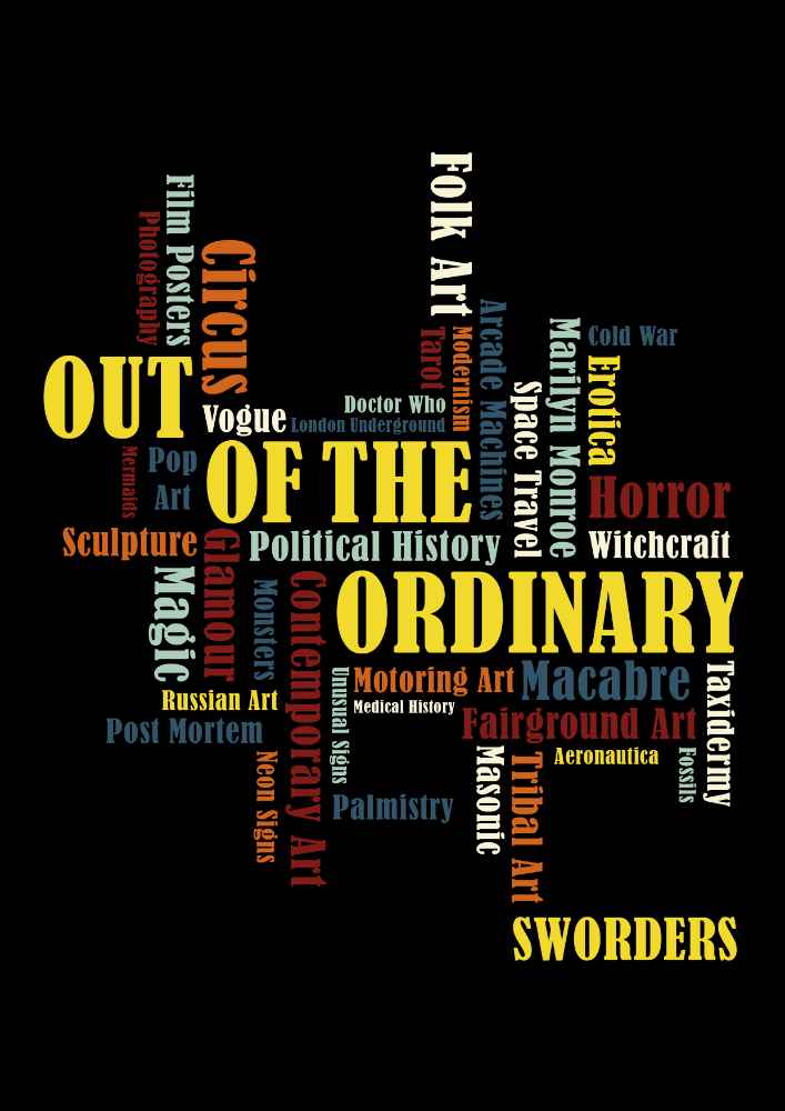 Out of the Ordinary - Two Day Sale - Live Online