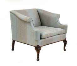 A 'Viceroy' armchair,