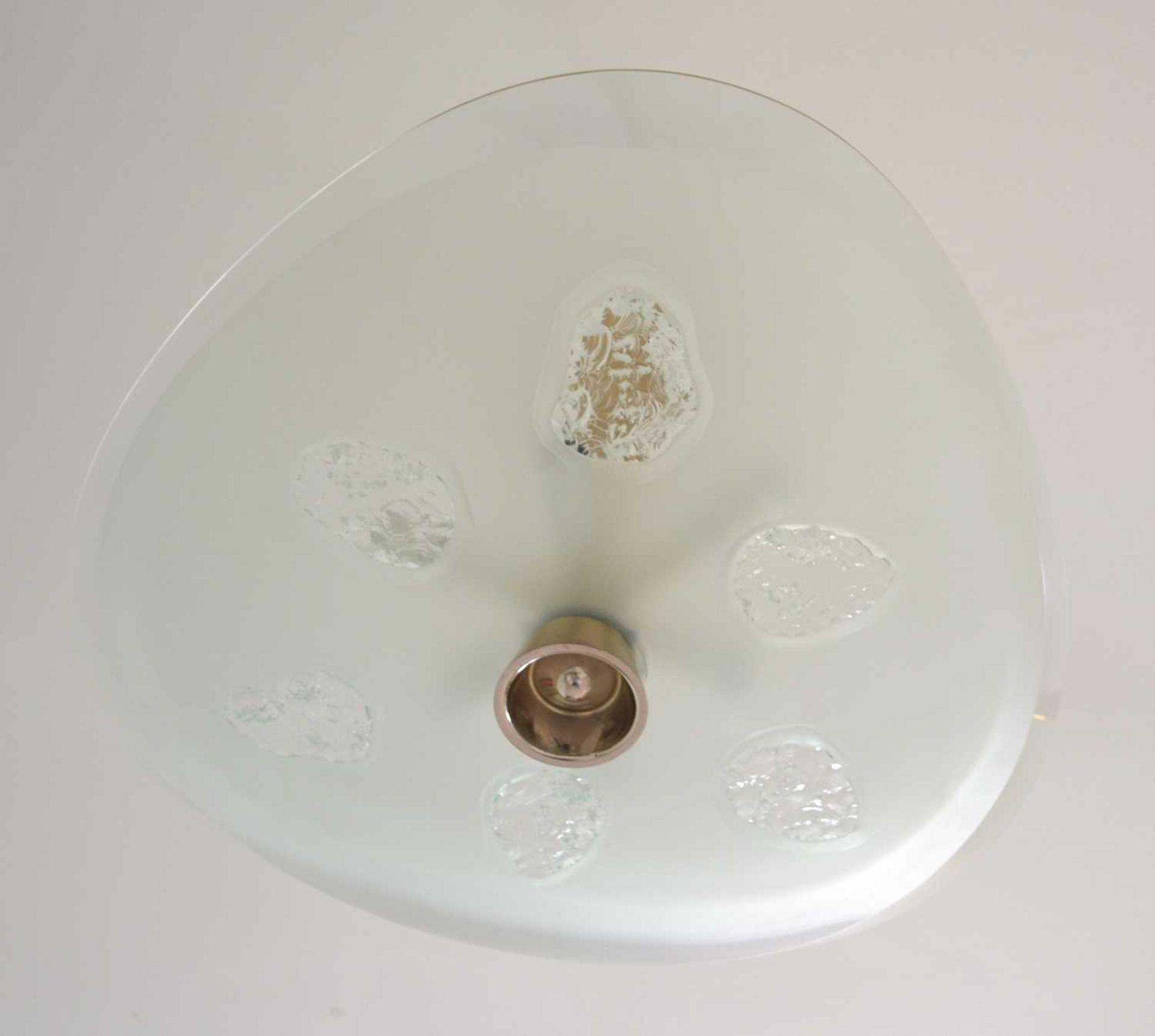 A Fontana Arte 'Model 1748' ceiling light, - Image 5 of 5