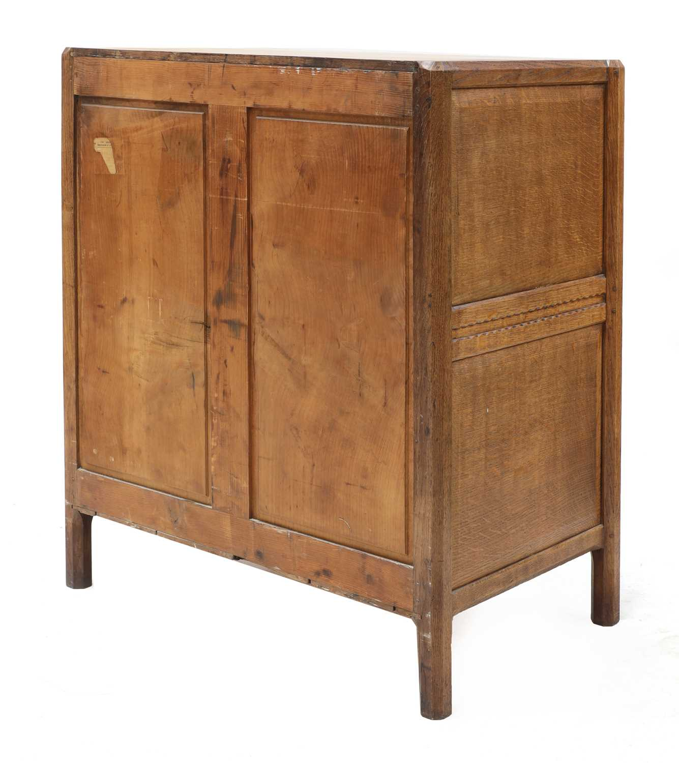 A Gordon Russell 'Stow' oak chest of four drawers, - Image 4 of 6