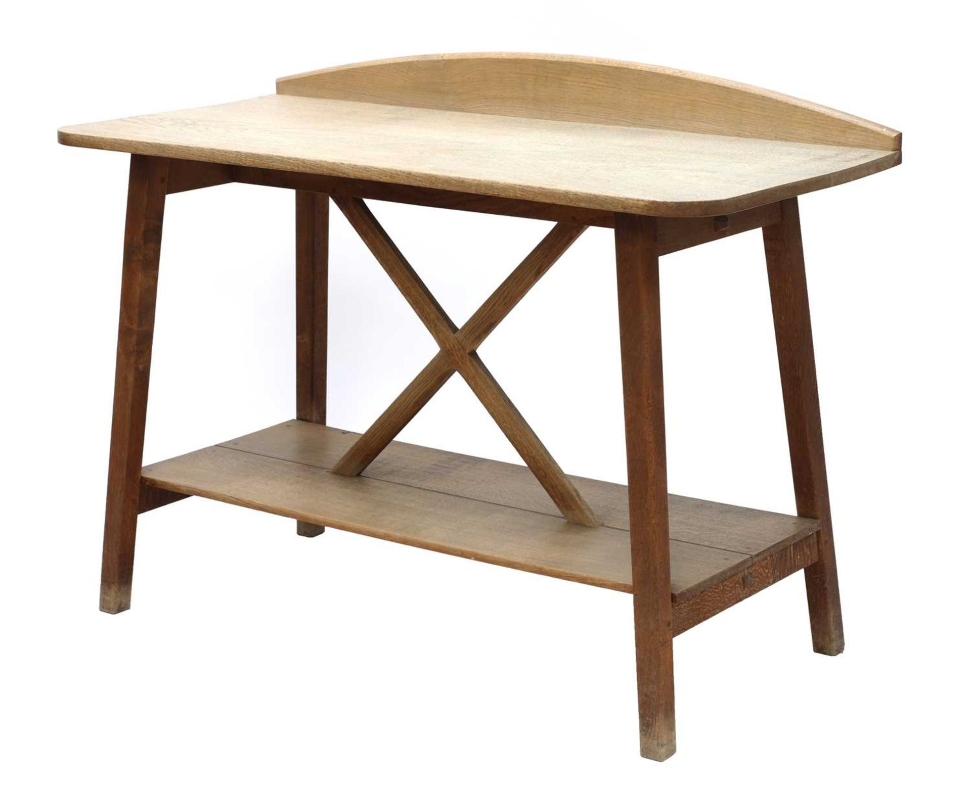 A Gordon Russell oak side table, - Image 2 of 3