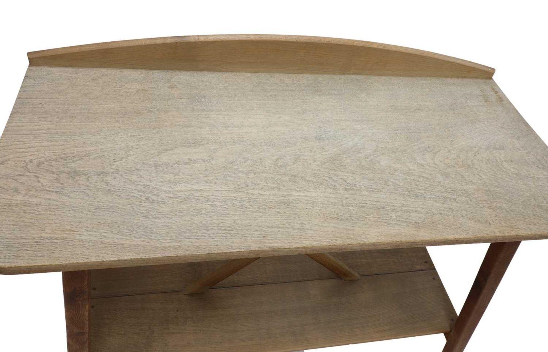 A Gordon Russell oak side table, - Image 3 of 3