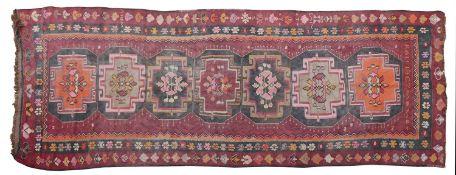 Three Kelim rugs,