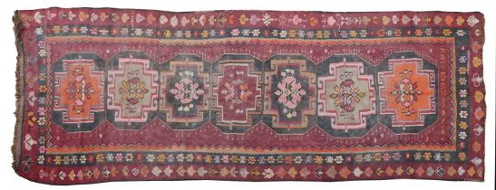 Three Kelim rugs,