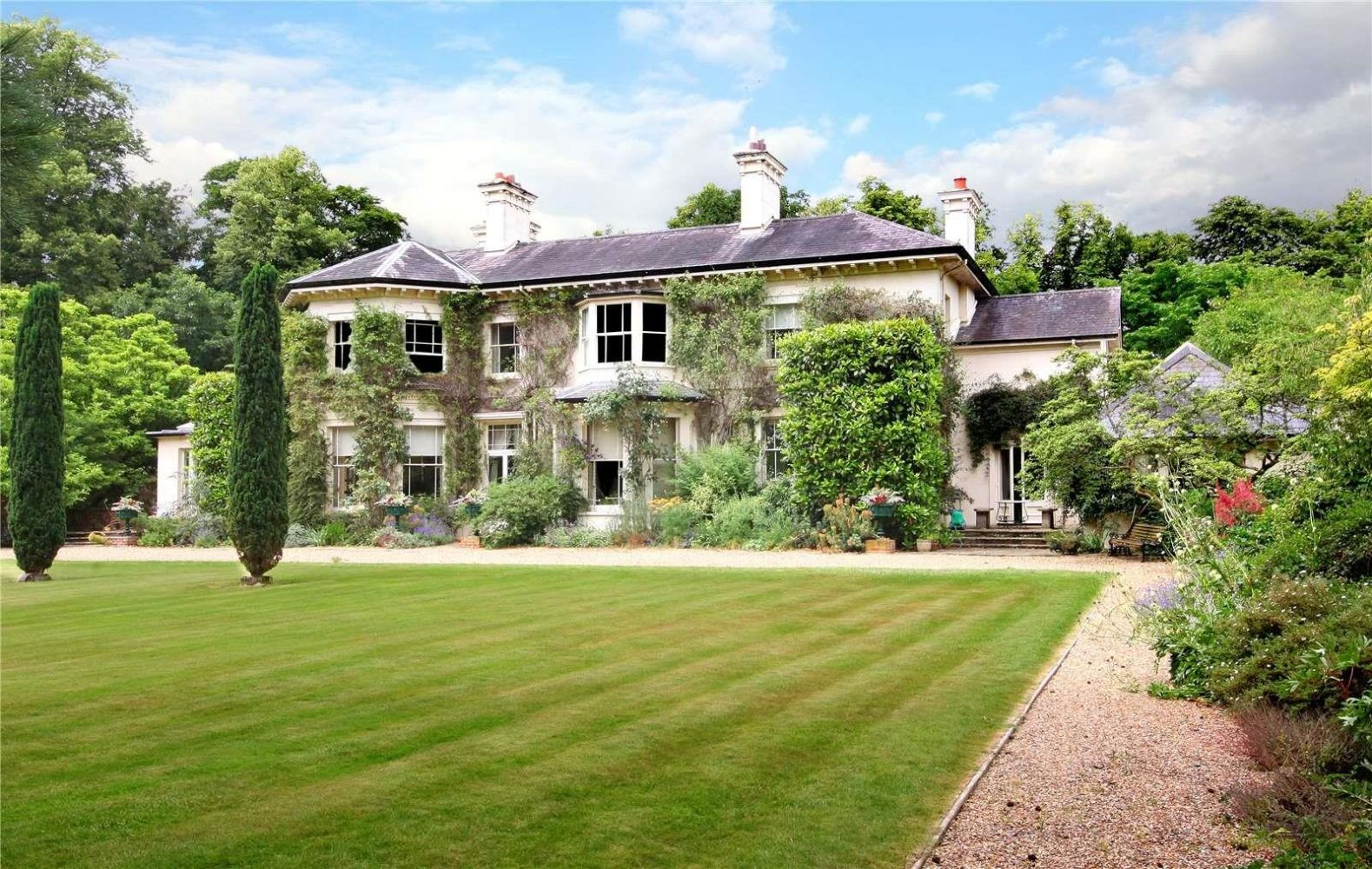 The Sally Hunter and Ian Posgate Collection, Badgemore Grange - Sworders