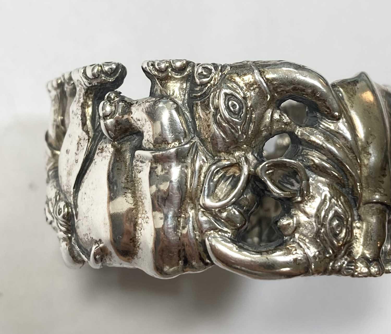 A set of six animal napkin rings, by Patrick Mavros, - Image 14 of 24