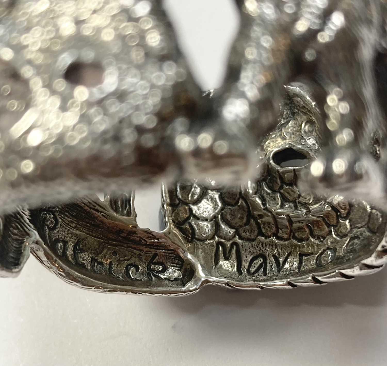 A set of six animal napkin rings, by Patrick Mavros, - Image 12 of 24