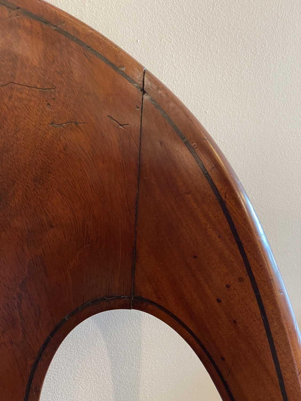 A pair of Regency mahogany klismos chairs, - Image 23 of 67