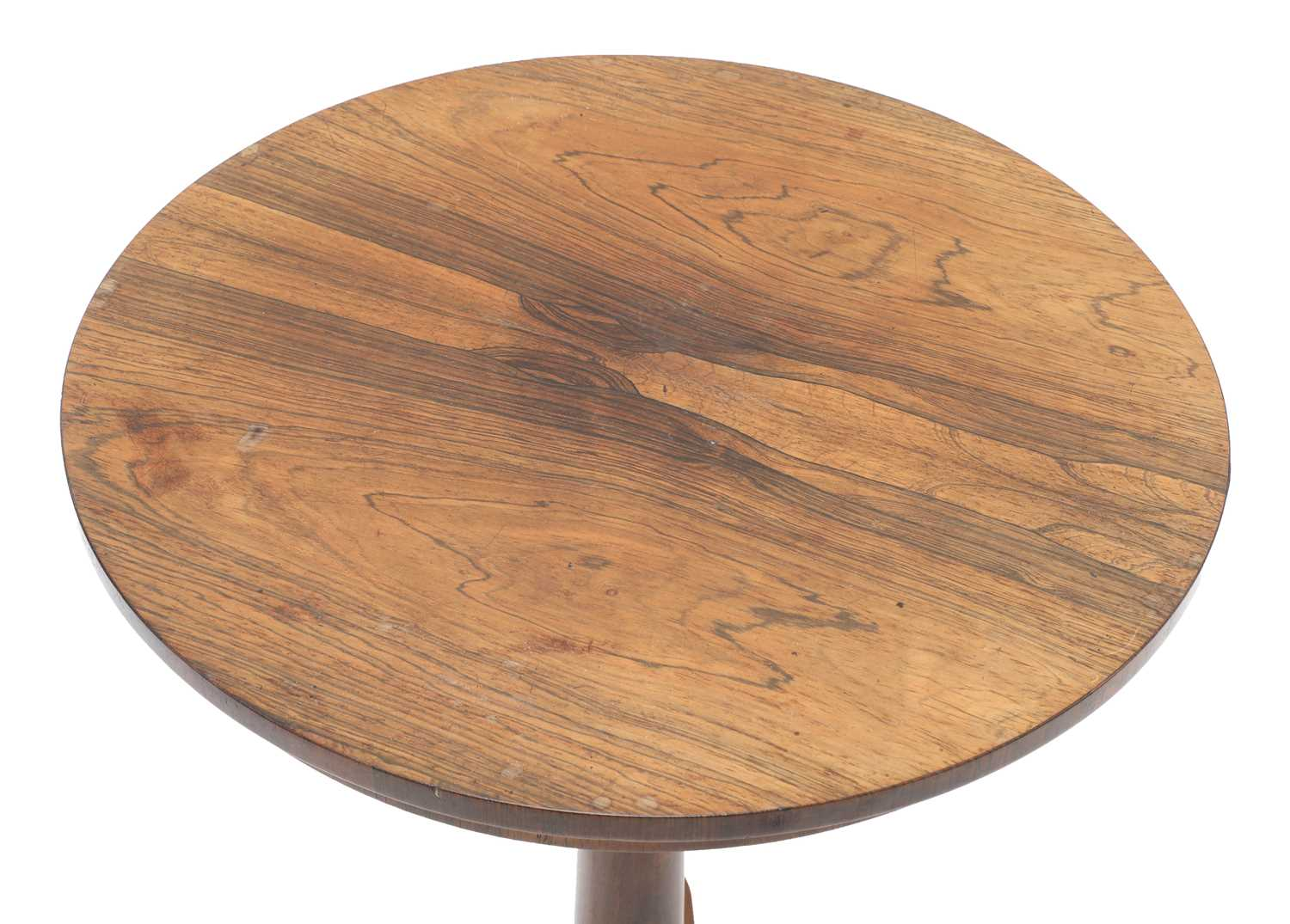 A William IV rosewood occasional table, - Image 2 of 3