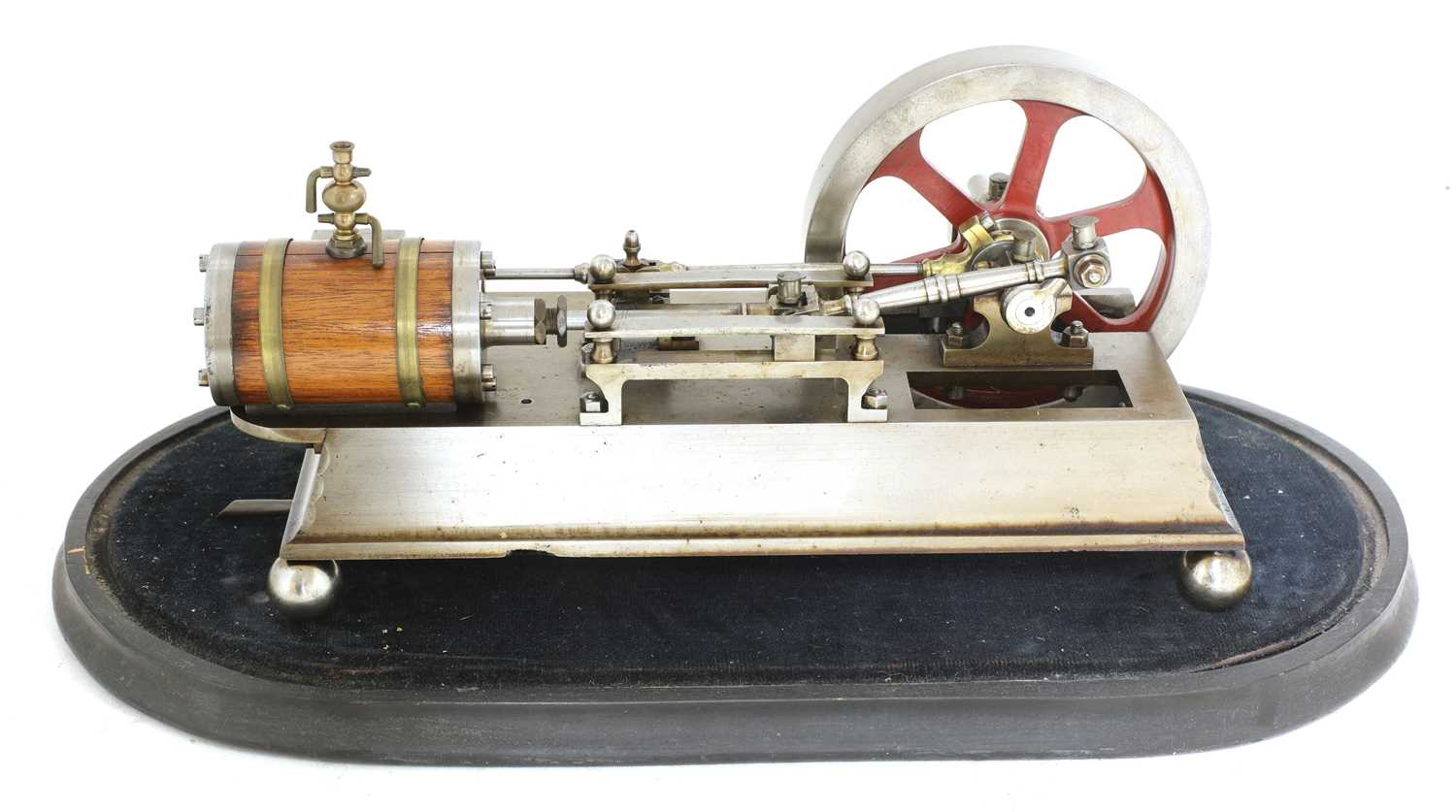 A mill engine apprentice piece, - Image 4 of 8