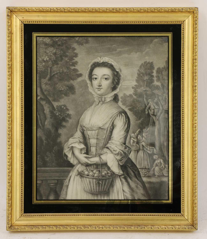 James McArdell (Irish, 1729-1765) and Robert Houston (Irish, 1721-1775), after Samuel Wale - Image 7 of 13