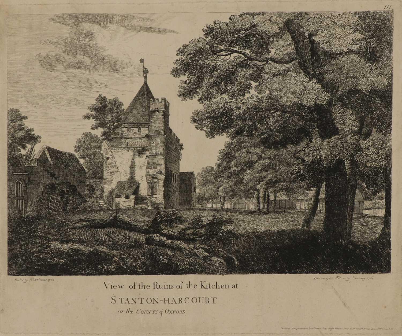 George Simon Harcourt, Viscount Nuneham (1736-1809) - Image 3 of 29