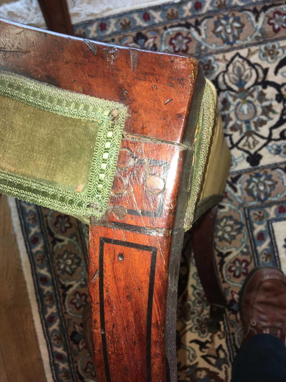A pair of Regency mahogany klismos chairs, - Image 14 of 67