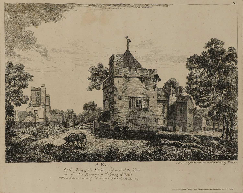 George Simon Harcourt, Viscount Nuneham (1736-1809) - Image 4 of 29