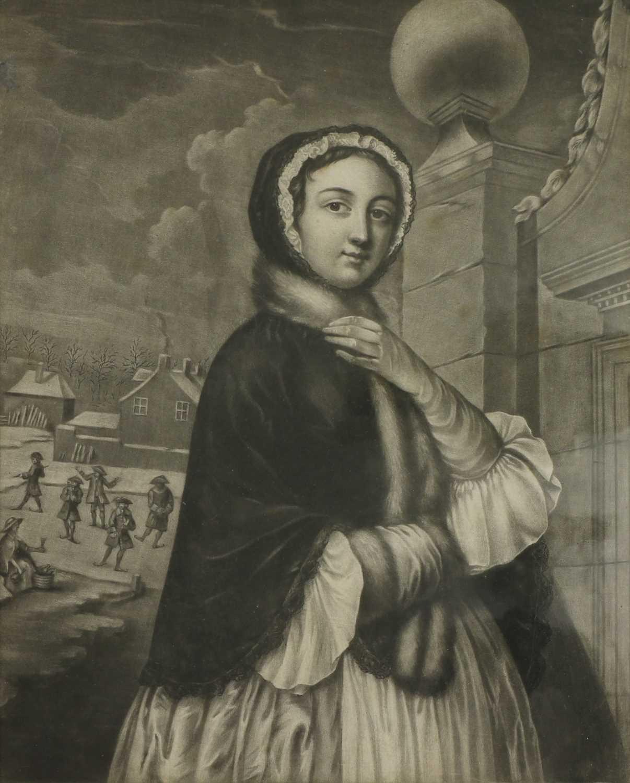 James McArdell (Irish, 1729-1765) and Robert Houston (Irish, 1721-1775), after Samuel Wale - Image 2 of 13