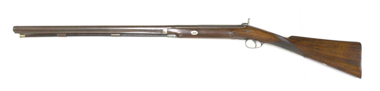 A single-barrelled percussion 12-bore shotgun, - Image 6 of 6