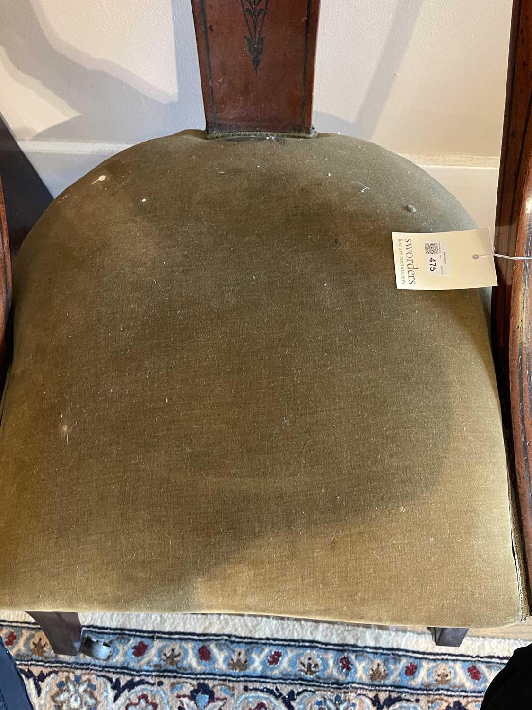 A pair of Regency mahogany klismos chairs, - Image 32 of 67