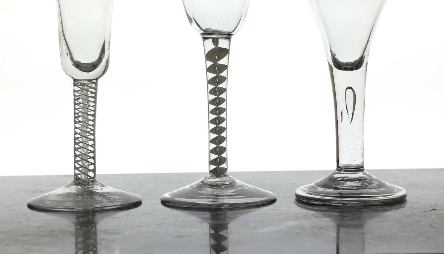 An 18th century glass, - Image 2 of 3