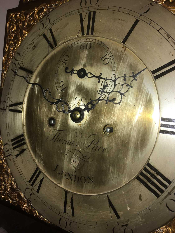 A George III mahogany longcase clock, - Image 13 of 13