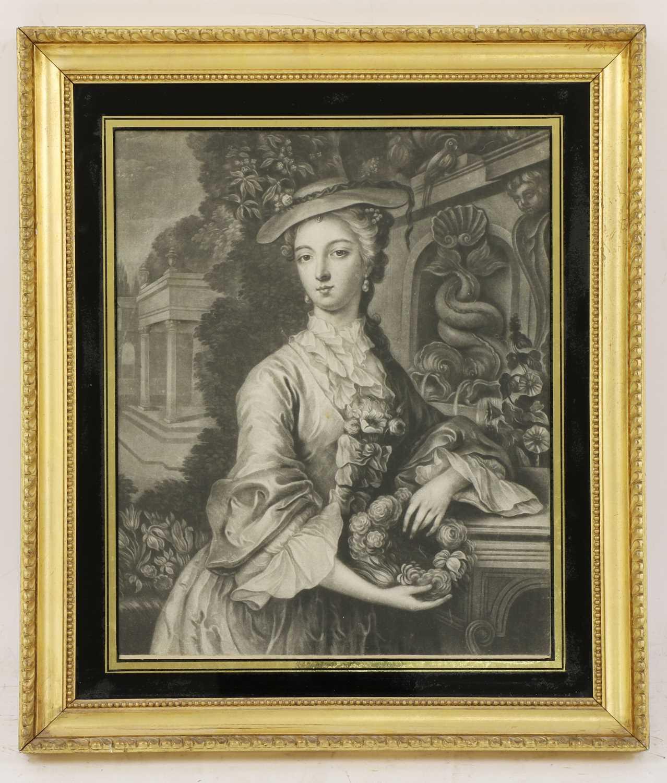 James McArdell (Irish, 1729-1765) and Robert Houston (Irish, 1721-1775), after Samuel Wale - Image 5 of 13
