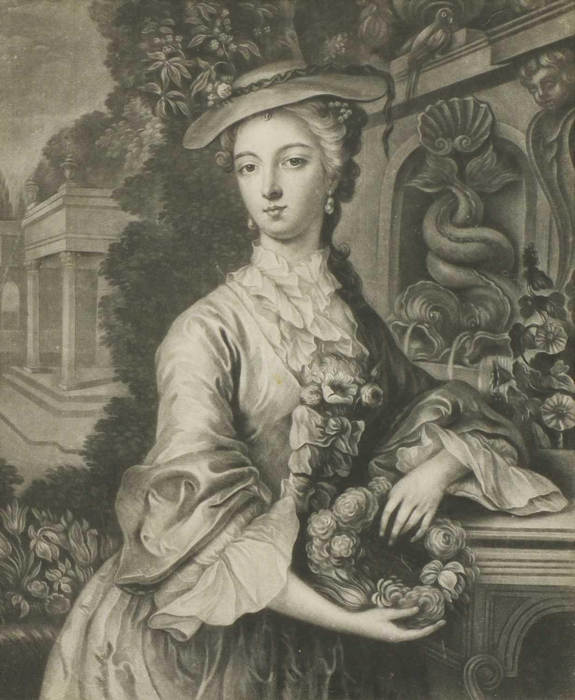 James McArdell (Irish, 1729-1765) and Robert Houston (Irish, 1721-1775), after Samuel Wale