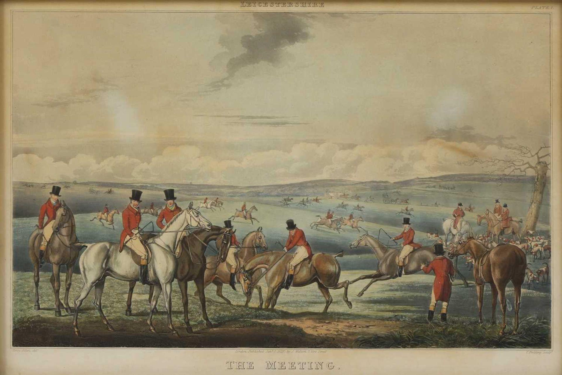 Thomas Fielding (1758-1820), after Henry Thomas Alken (1785-1851)