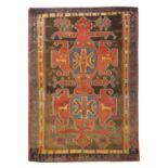 A kilim carpet,