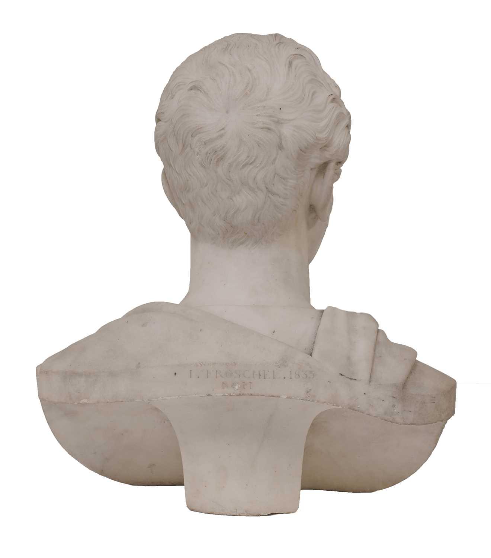 Julius Troschel (Prussian, 1806-1863), - Image 4 of 5