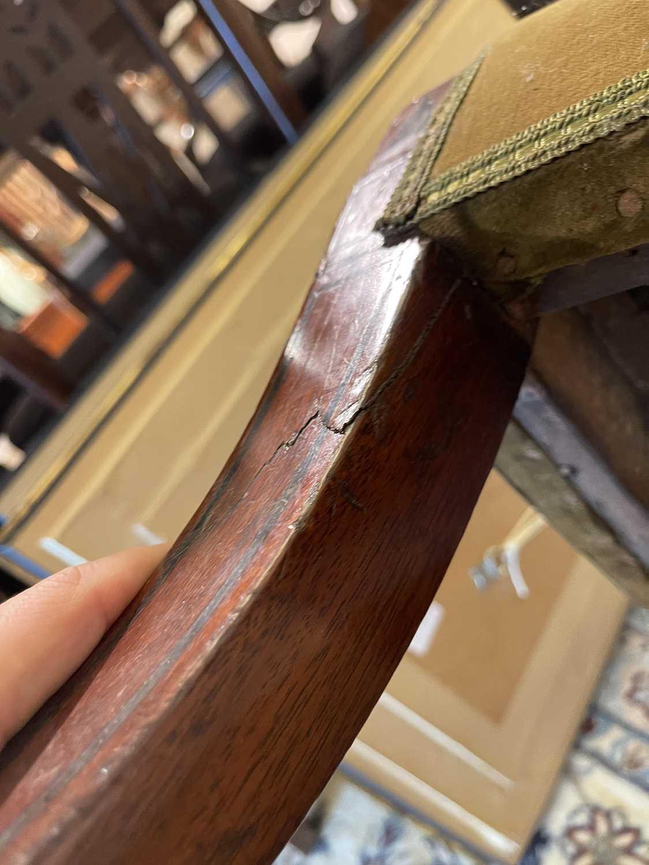 A pair of Regency mahogany klismos chairs, - Image 61 of 67