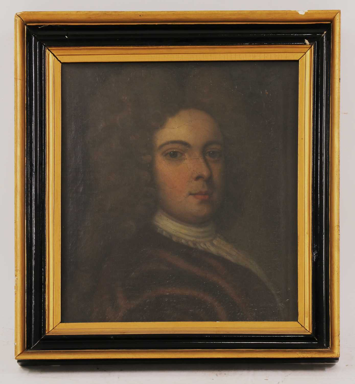 Follower of Sir Godfrey Kneller - Image 2 of 3