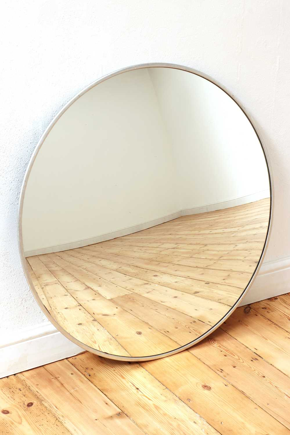 A convex wall mirror, - Image 2 of 3