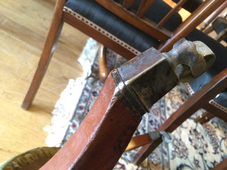A pair of Regency mahogany klismos chairs, - Image 16 of 67