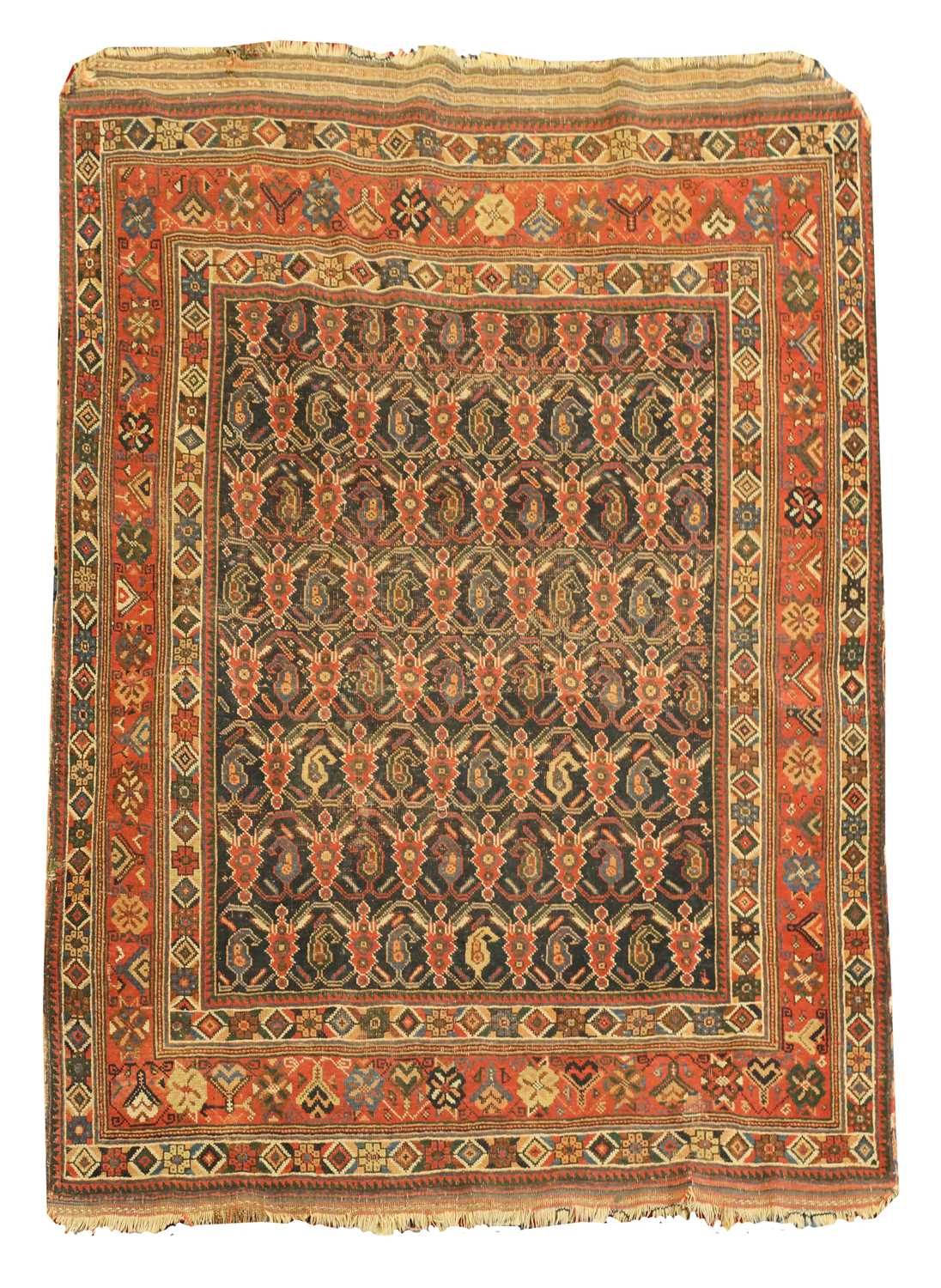 A North-West Persian wool rug,