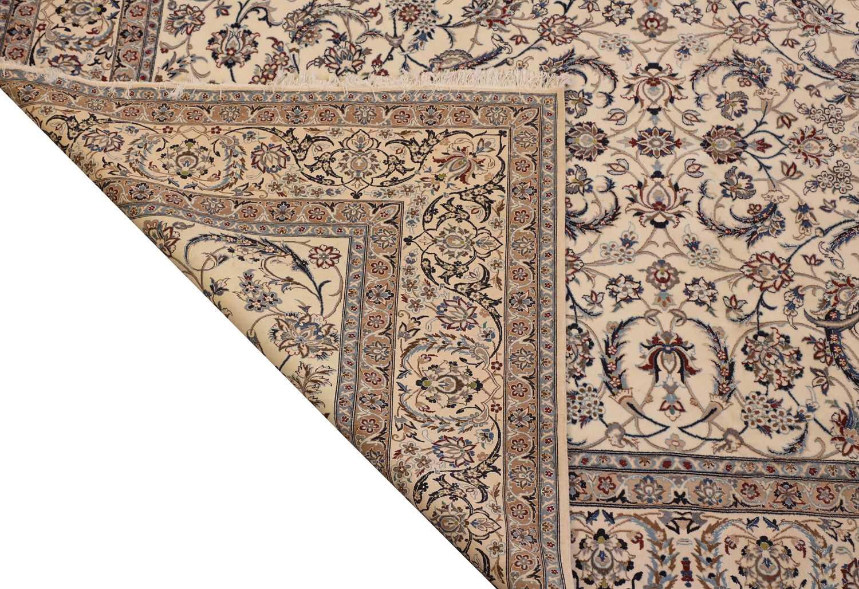 A North-West Persian Nain carpet, - Image 4 of 4